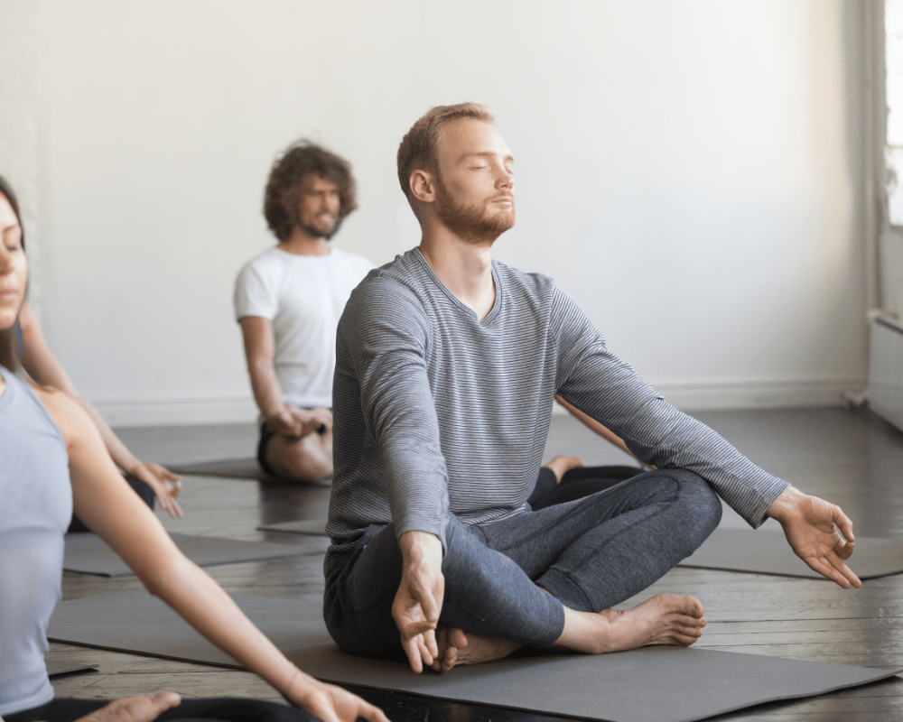 Meditate To Keep Healthy Mind In A Healthy Body